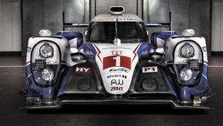 Toyota is Ready for World Endurance Championship