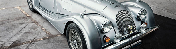 Vilner Finally Releases New Project Based on Morgan Plus 8 Anniversary Edition