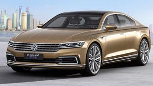 volkswagen reveals concept called c coupe gte