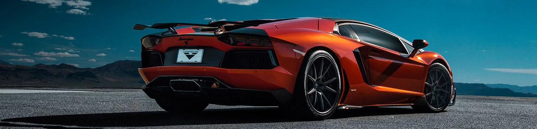 Vorsteiner Lamborghini Aventador-V Zaragoza Aero Wing