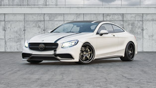 Wheelsandmore Give This Mercedes-Benz S63 AMG Additional 115HP