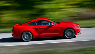 Ford Mustang under Speed Test. Covers 0-100kmh in 4.8 seconds [VIDEO]