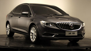 buick verano finally revealed in shanghai
