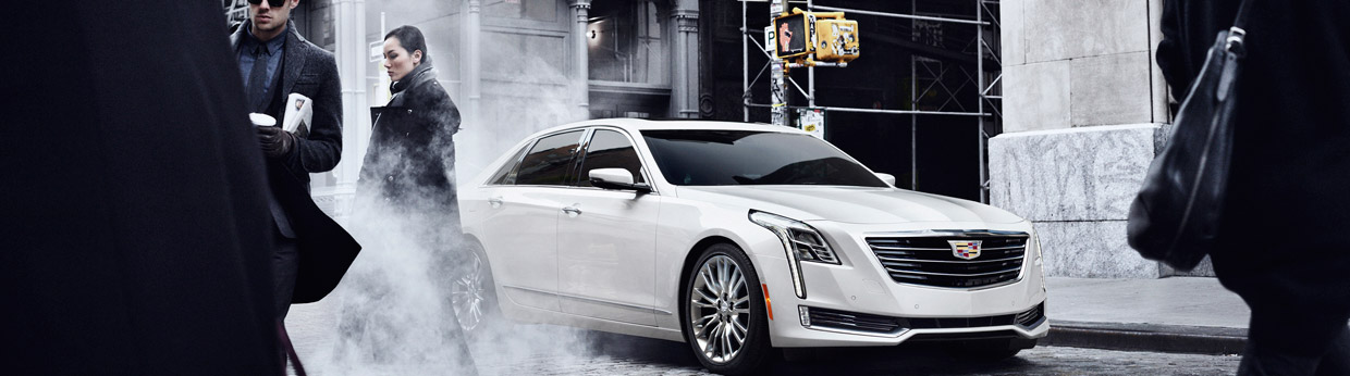 Cadillac CT6 PHEV Side View