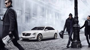 2016 Cadillac CT6 Revealed at the New York Auto Show [VIDEO]