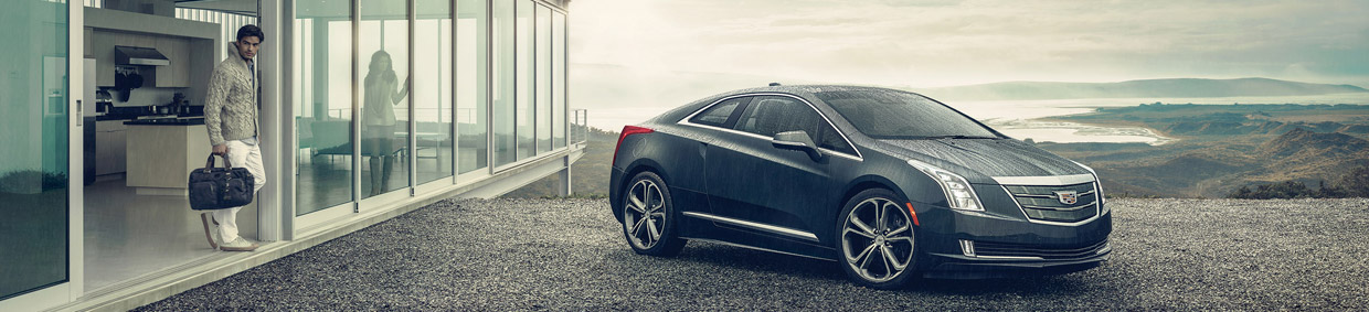 Cadillac ELR Side View