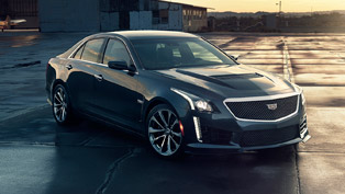Cadillac Shows its Most Powerful Model Ever Released