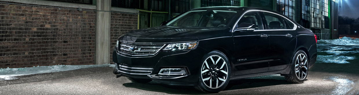 Chevrolet Impala Midnight Edition SIde View