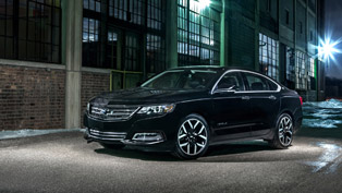 Meet Chevy Impala's Cool Midnight Version