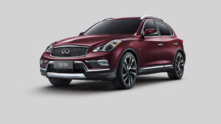 Infiniti QX50 and QX30 Concept Make North American Premiere [VIDEO]