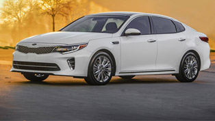 Kia Premieres the Fresh New Looks and Styling of 2016 Optima