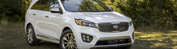 2016 Kia Sorento Earned 5-Star Rating for Safety Systems