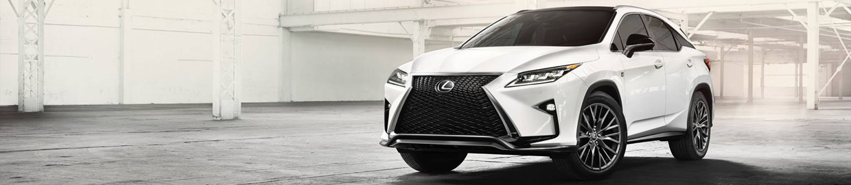 2016 Lexus RX Side View