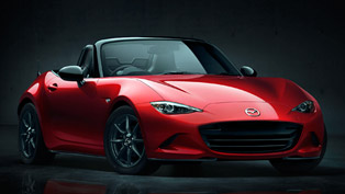 Mazda Announces MX-5 Specifications