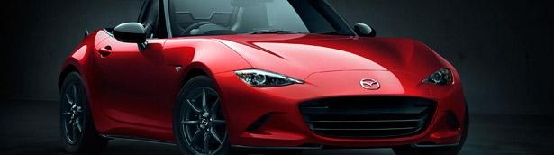Mazda Announces MX-5 Specifications