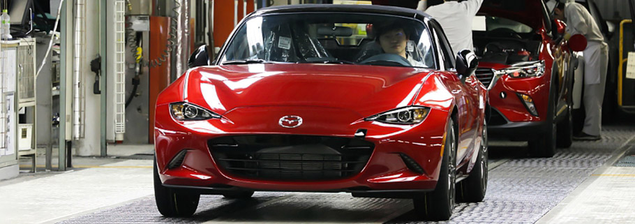 2016 Mazda Miata MX-5