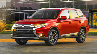 Next Generation Mitsubishi Outlander Adopts Dynamic Shield Technology
