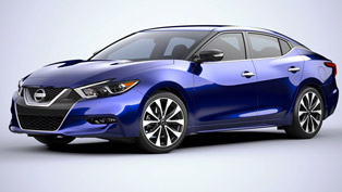 Nissan Starts the Production Of 2016 Maxima [Video]