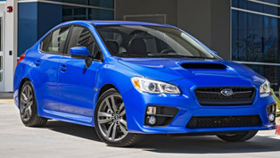 Subaru Unveiled 2016 WRX and WRX TDI Models