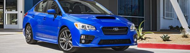 Subaru Unveiled 2016 WRX and WRX TDI Models