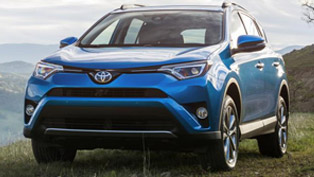 Updated Toyota RAV4 Hybrid is the Next Big Thing to See at NYIAS