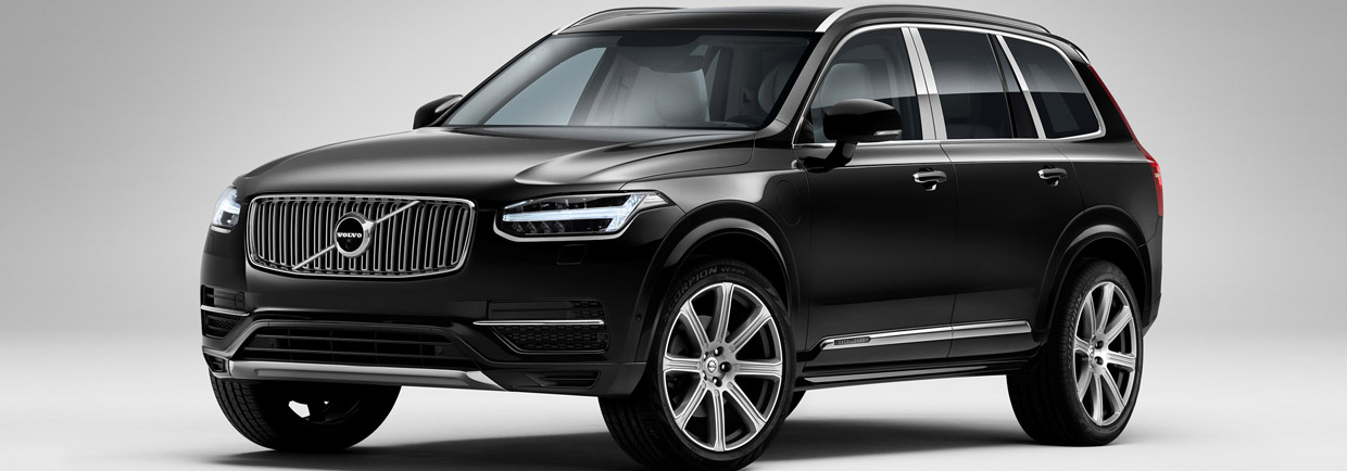 Volvo XC90 Excellence Side VIew