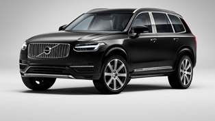 volvo redefines excellence with luxury xc90 edition