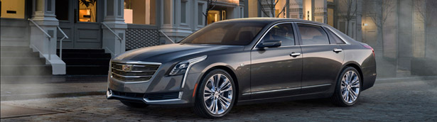 General Motors Auctions First 2016 Cadillac CT6