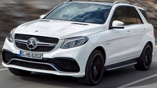 Mercedes Launches the Best Selling Suv. Again.