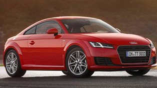 Audi Releases the Latest TT Coupe Model