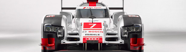 Audi R18 E-Tron Quattro Demonstrates Refreshed Design and Features