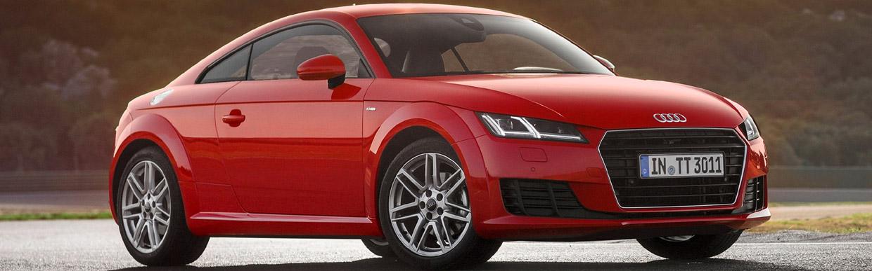 Audi TT Side View