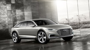 Audi Reveals Next Prologue Concept Ahead of Shanghai Reveal