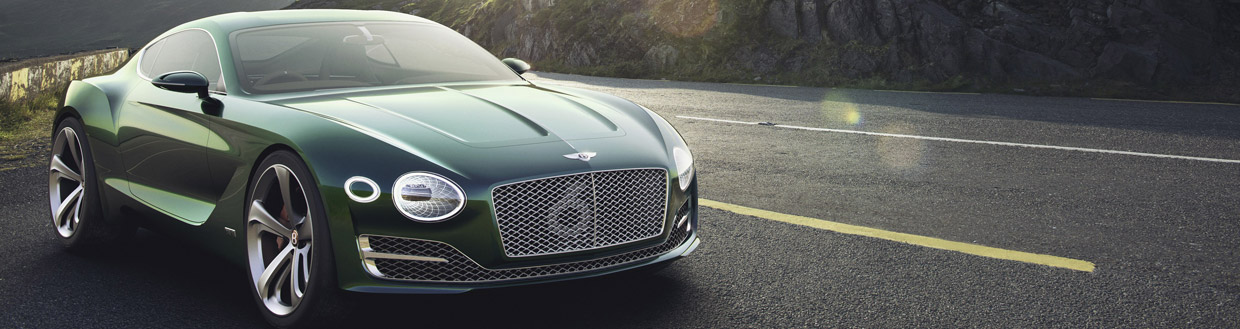 2015 Bentley EXP