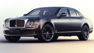 Bentley Reveals 2016 Blue Train