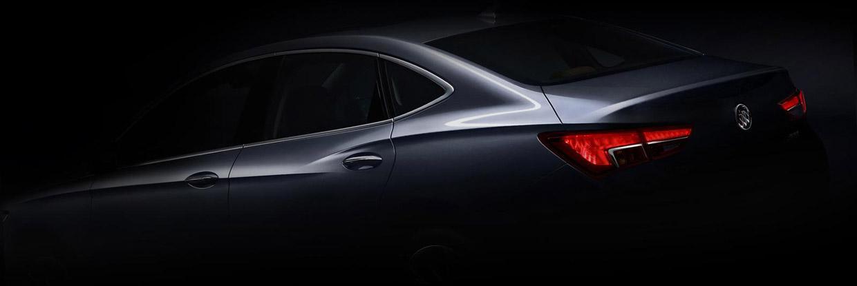 Buick Verano Teaser