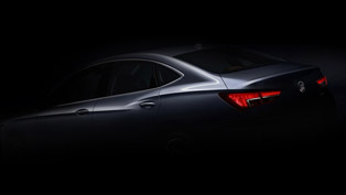 Buick Teases Next-Gen Verano Ahead of Shanghai Debut