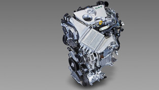 Toyota Reveals Redesigned Turbocharged Engine Lineup