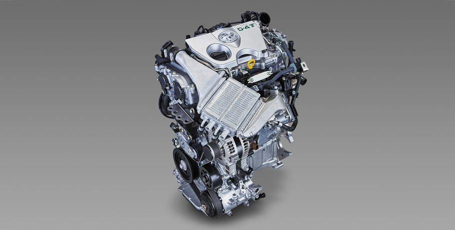 Toyota 8NR-FTS 1.2-Liter Turbo Engine