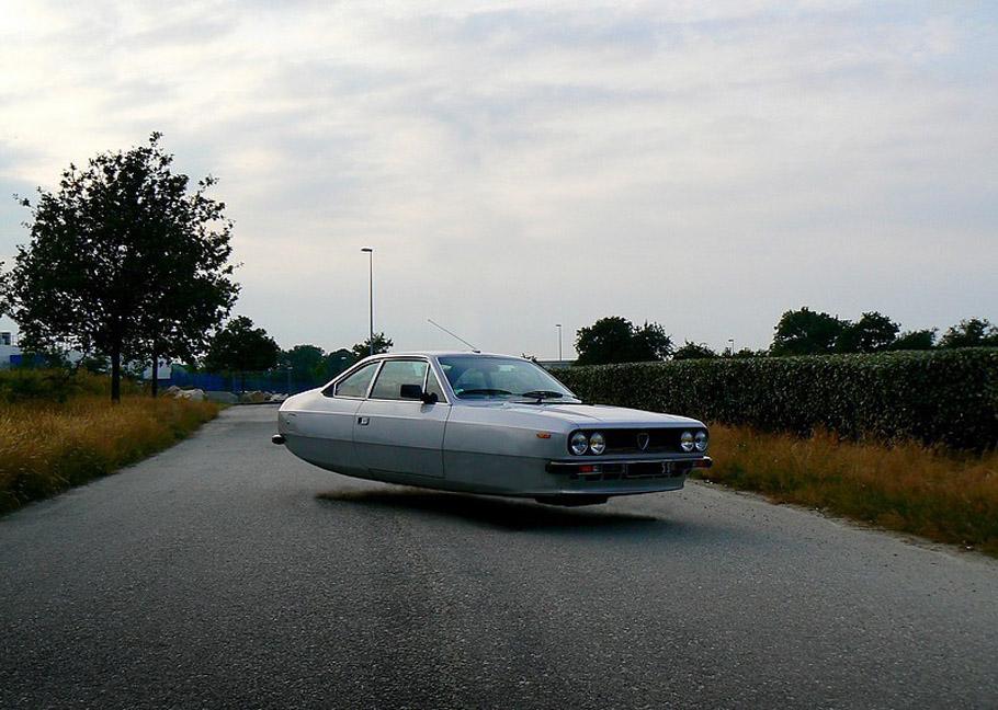 Flying Cars by Sylvain Viau 10