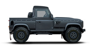 Flying Huntsman Family adds Defender Pick Up