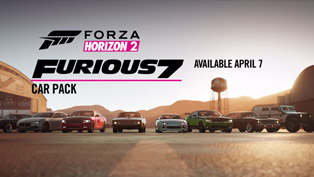 Forza Horizon 2 now with Furious 7 Car Pack [VIDEO]