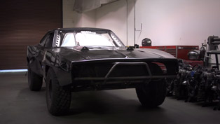 Here is the story behind 1970 Dodge Charger R/T from Furious 7 [VIDEO]