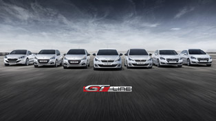 PEUGEOT Unleashes The Mighty GT Line
