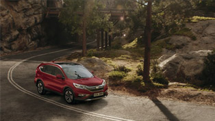 "Honda's ""Never-Ending"" CR-V YouTube Campaign is Simply Mesmerizing! [VIDEO]"