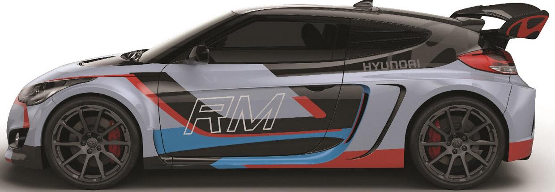 2016 Hyundai RM15 Concept