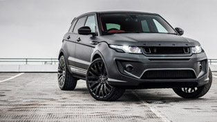 How About an Extra Tuning for the Evoque? Yes, please!