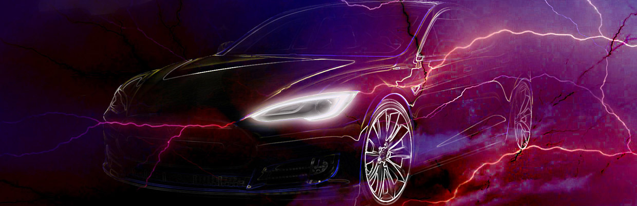 Larte Design Tesla Model S Teaser