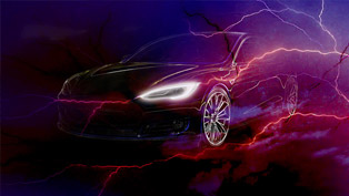 Lava-made LARTE Tesla Model S to Debut in Monaco