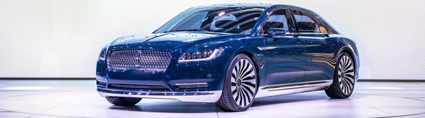 Lincoln Shows two Restyled Models and a Concept at the Shanghai Show